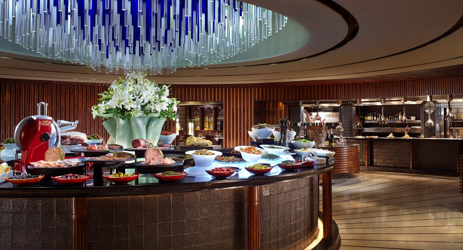 Regent Singapore, A Four Seasons Hotel_Basilico_buffet