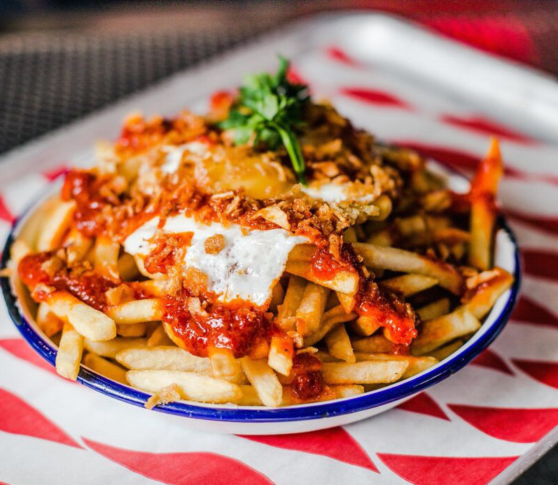 sambal fries