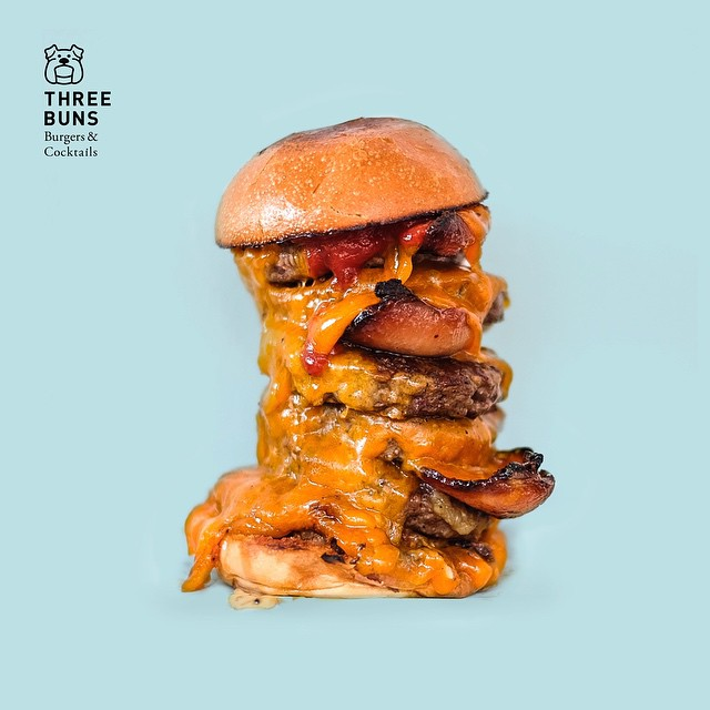 potato head burgers