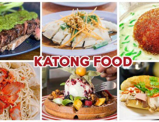 Katong Food