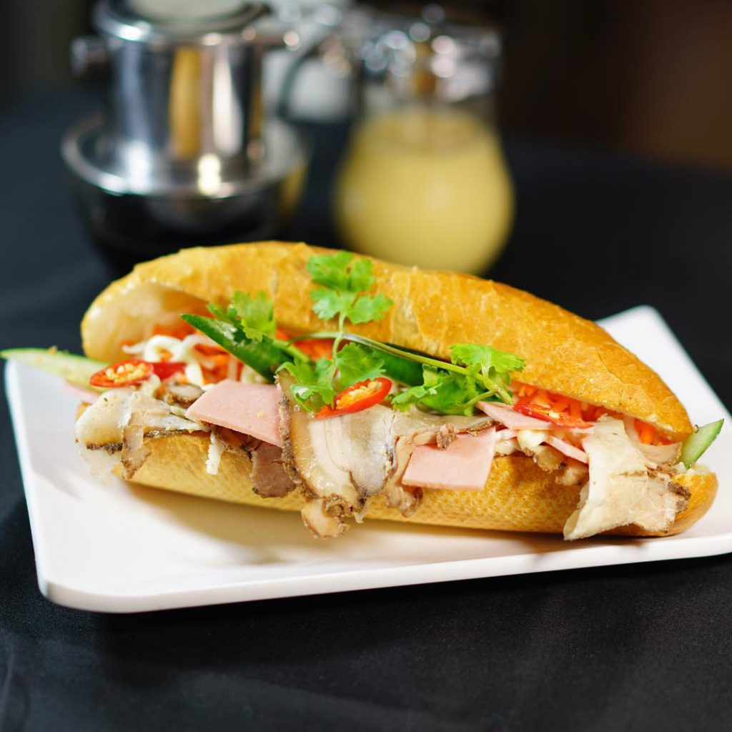 Katong Food Sandwich Saigon