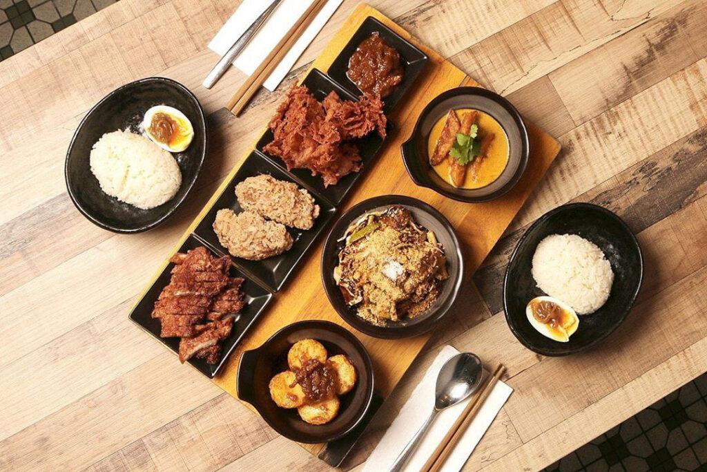 Katong Food Sinpopo Brand