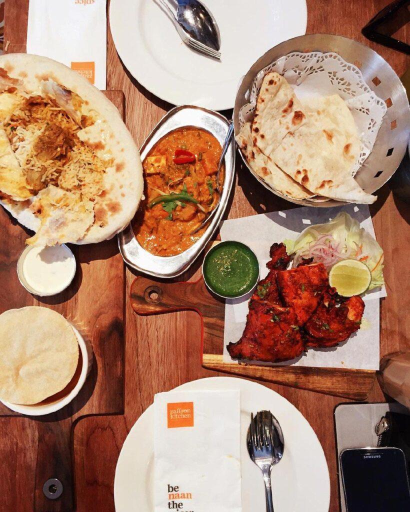 Katong Food Zaffron Kitchen