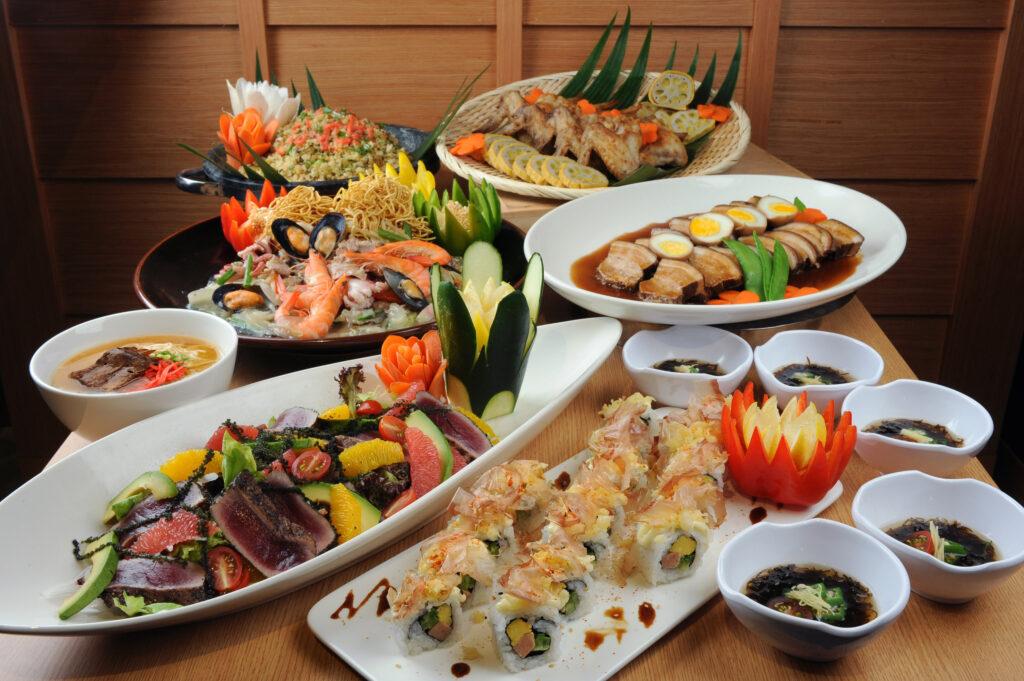 Kuishin-Bo-food