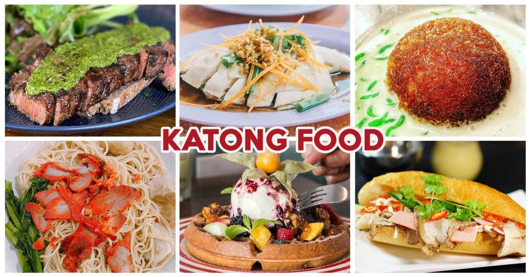 Katong Food
