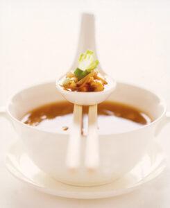 Min Jiang Hot & Sour Soup
