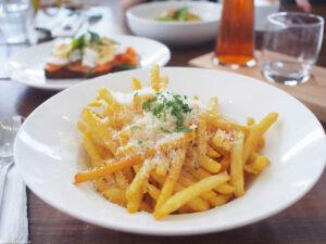 Pacamara Truffle Fries