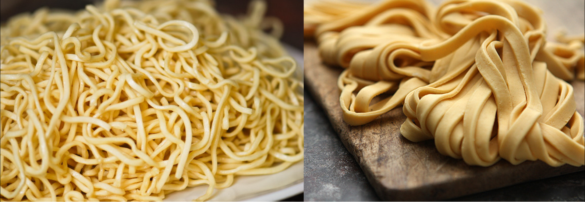 Egg Noodles Vs Pasta