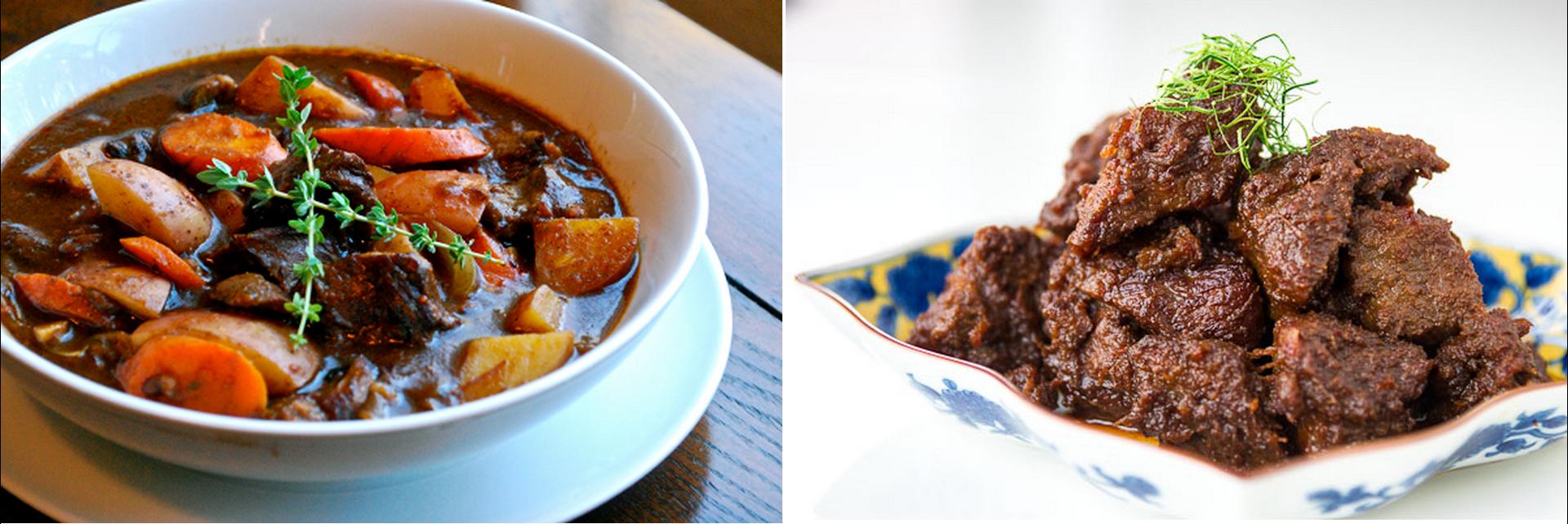 stew vs rendang
