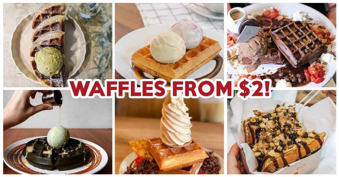 waffles ice cream singapore