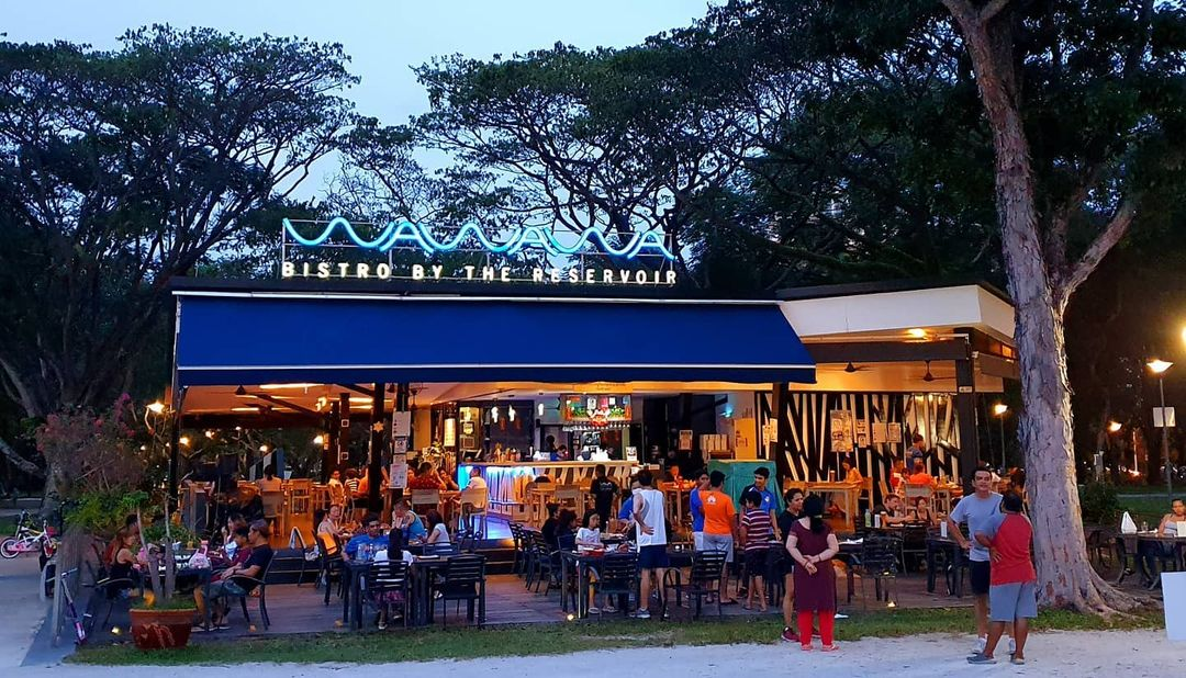 wawawa restaurants in parks