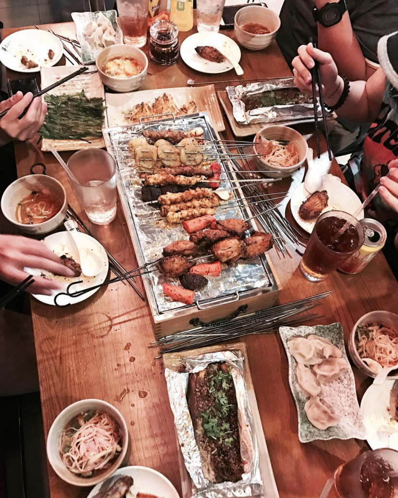 Geylang Food BBQ Box