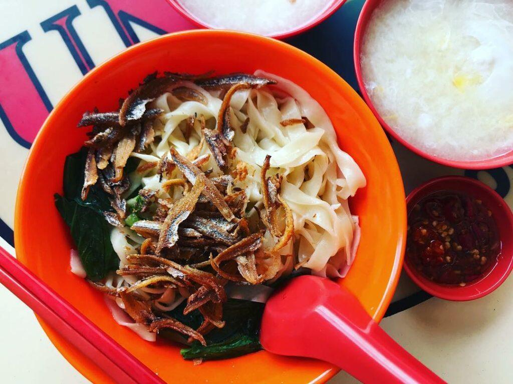 Geylang Food L32 Handmade noodles