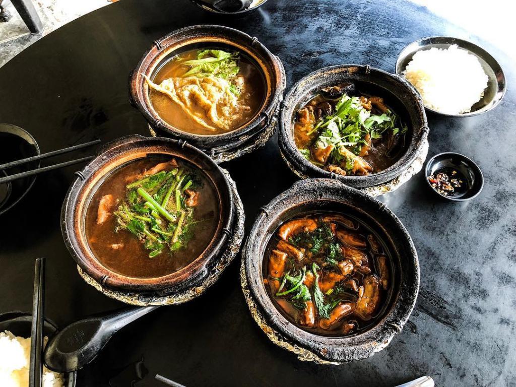 Geylang Food Leong Kee (Klang) Bak Kut Teh