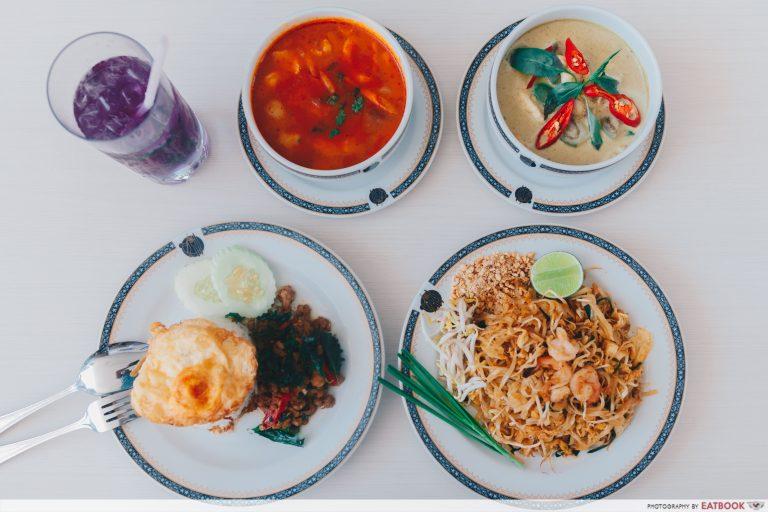 affordable thai food took lae dee