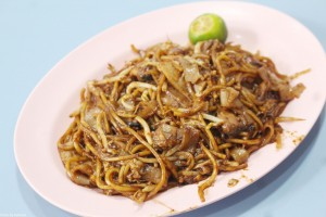 Fried Kway Teow Amoy