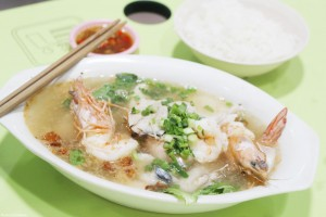 Piao Ji FIsh Porridge