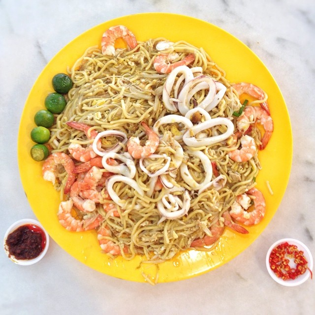 10 Best Hokkien Mee Stalls That'll Make You Never Want To