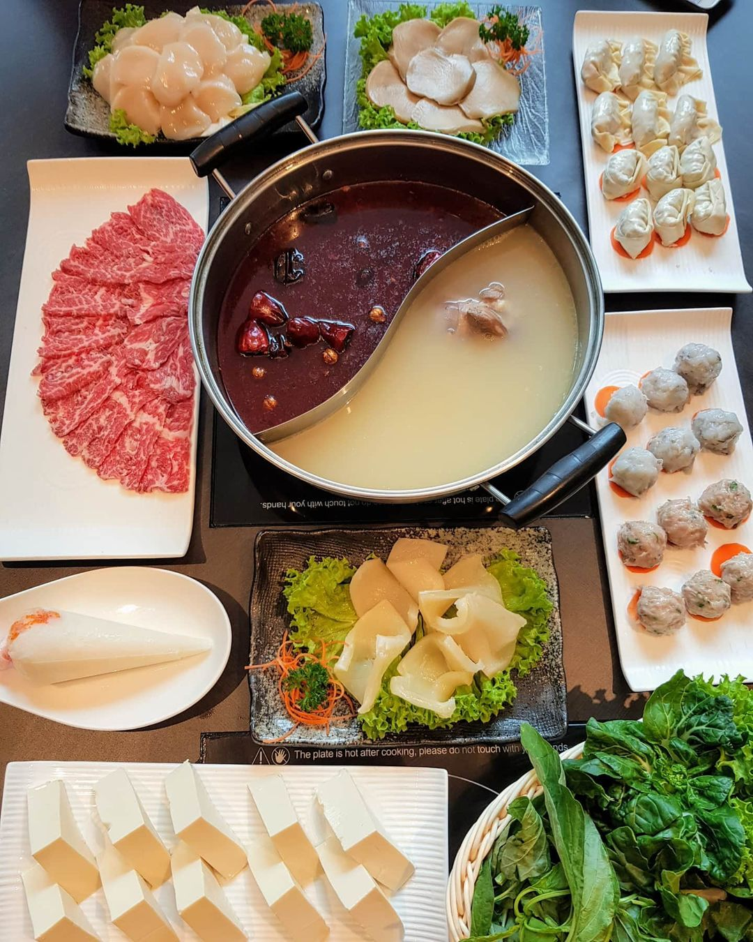 imperial treasure hotpot