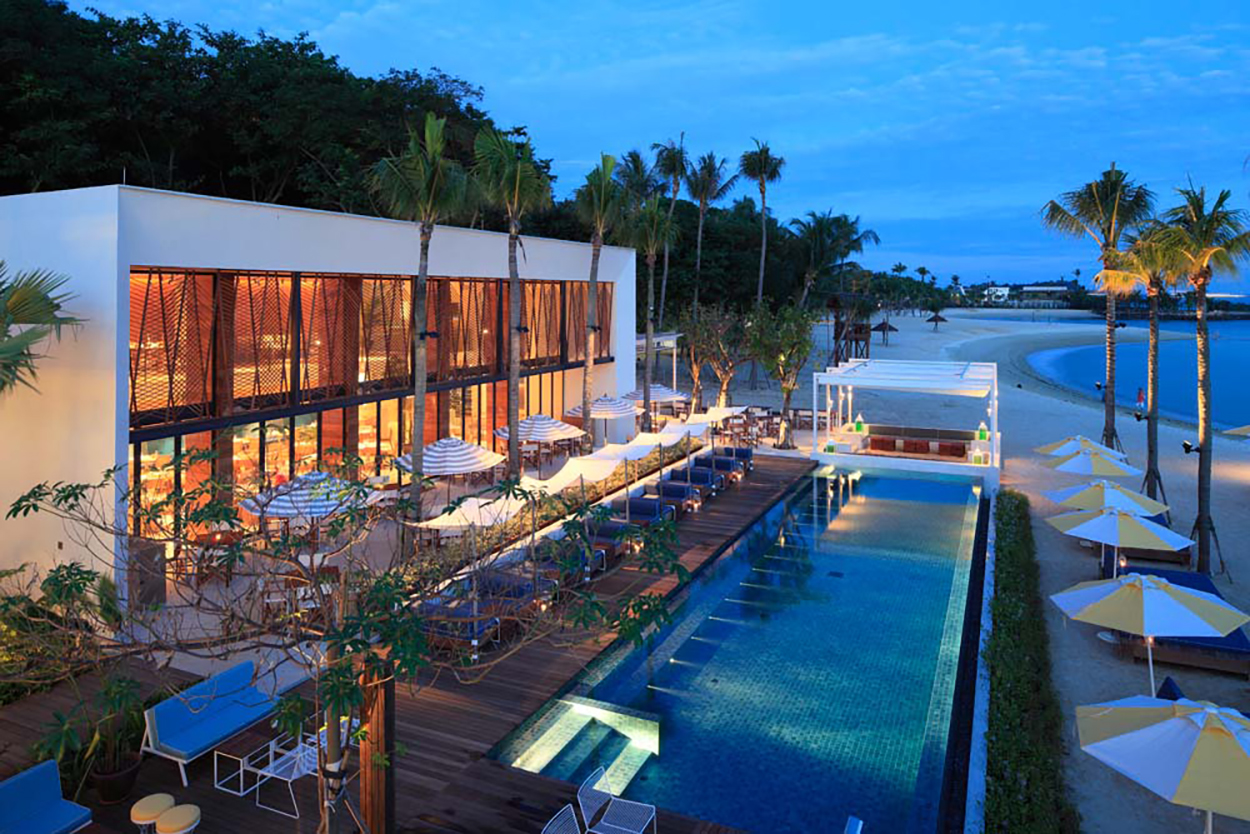 Changi Beach Club Restaurant