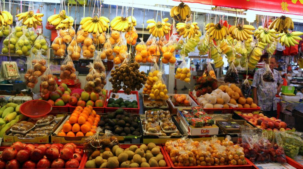 Tiong Bahru http://www.tripadvisor.com/Restaurant_Review-g294265-d3470146-Reviews-Tiong_Bahru_Food_Centre-Singapore.html - Singapore