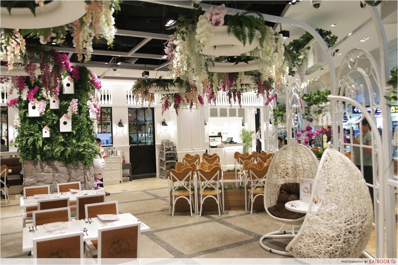 Hello Kitty Orchid Garden Now Open 24 Hours At Changi