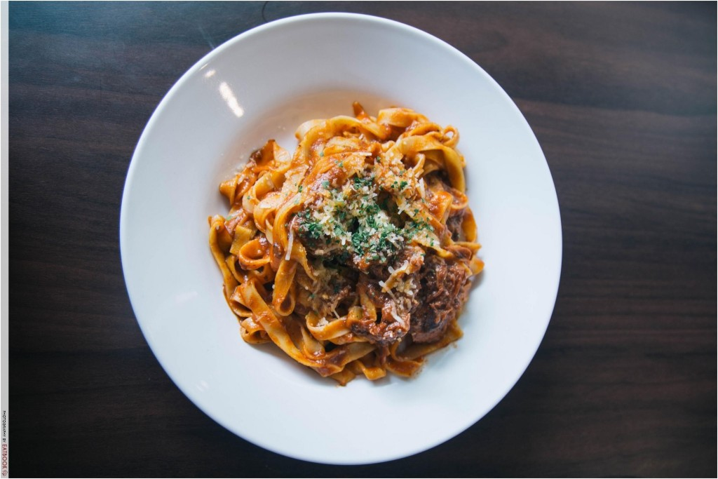 South Union Park Short Rib Ragu
