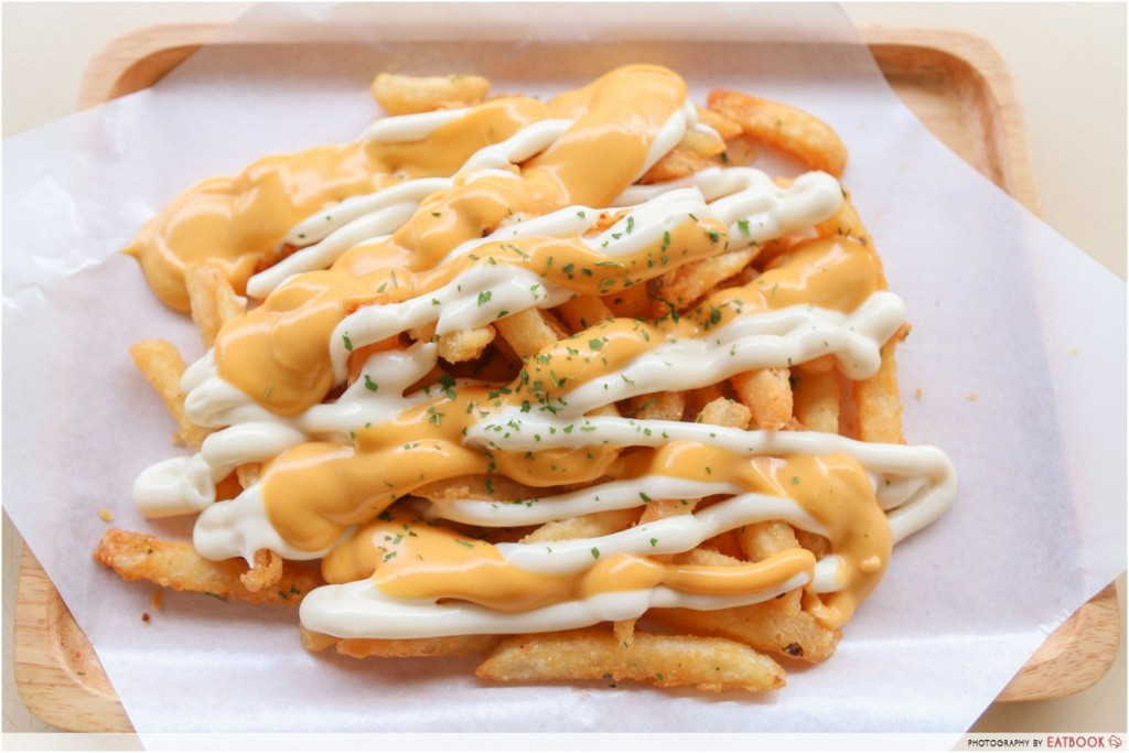 Fish & Chicks Mexican Cheese Fries (Copy)