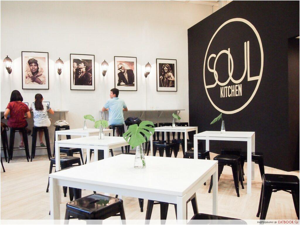Soul Kitchen Interior