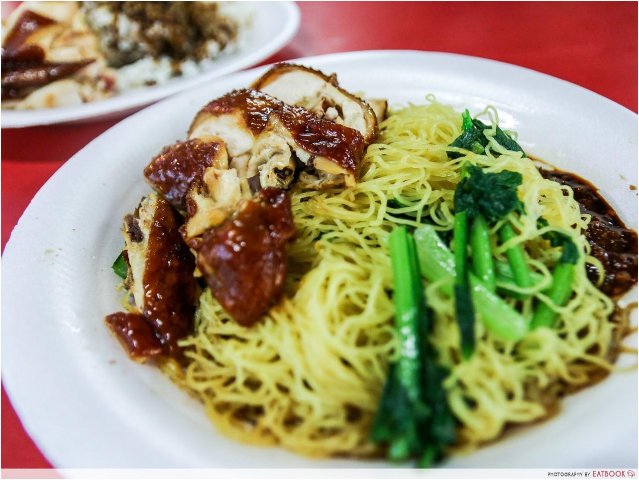Hong Kong Soya Sauce Chicken (3)
