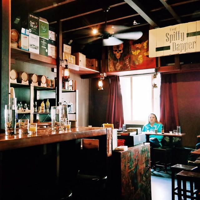 Speakeasy bespoke cocktail bar singapore (3)