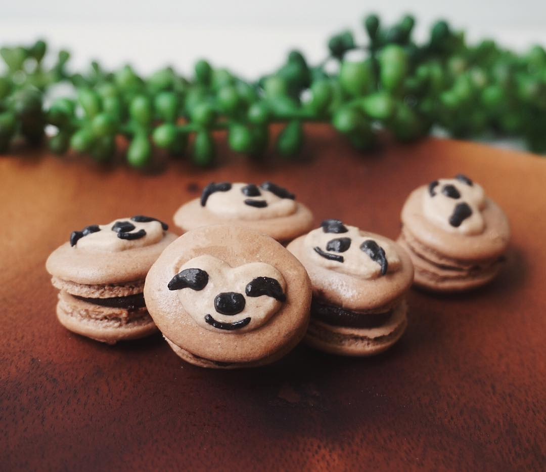 10 Bakers You Can Get Customisable Cartoon Macarons From
