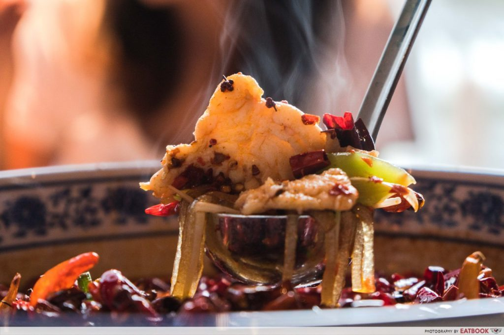 spiciest restaurants - Qi - House of Sichuan