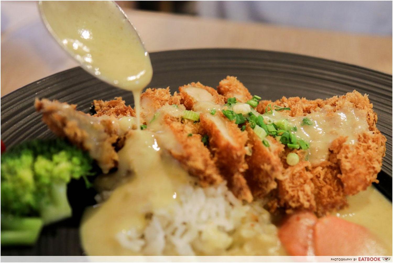 Unlimited Add Ons - Tengawa Hokkaido White Curry