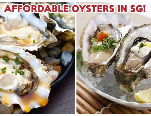 CHEAP OYSTERS SINGAPORE