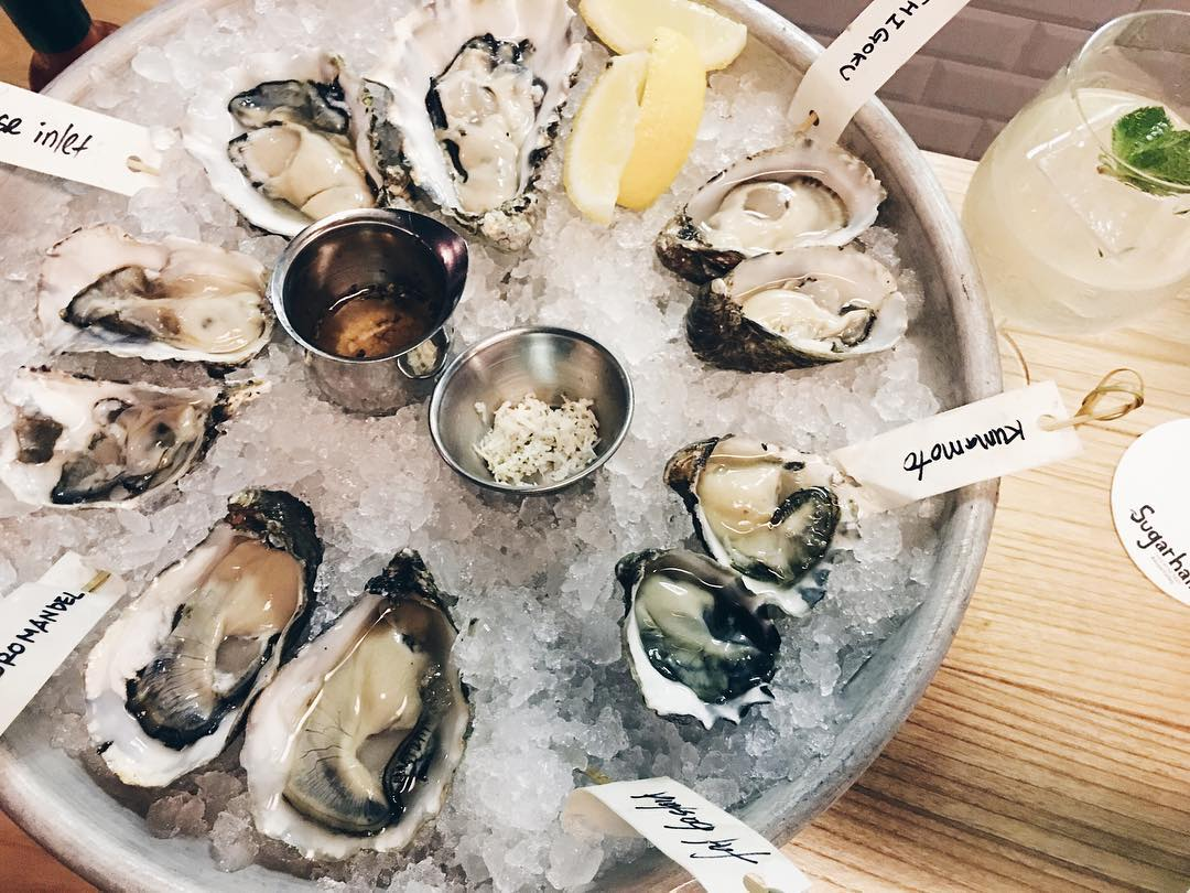 Oysters Singapore 8