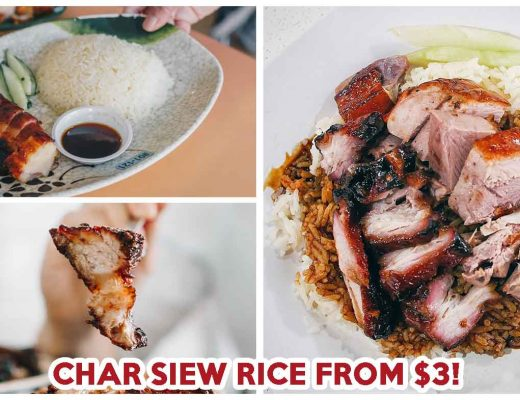 best char siew rice singapore