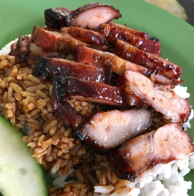 char siew rice singapore choon kee