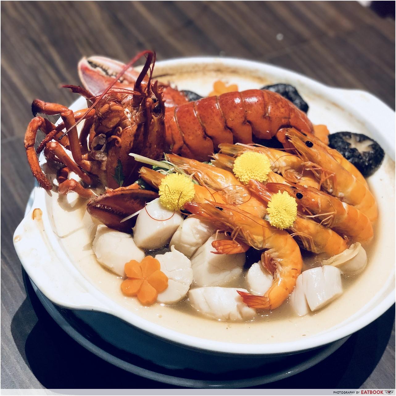 CNY reunion dinner - Takujo