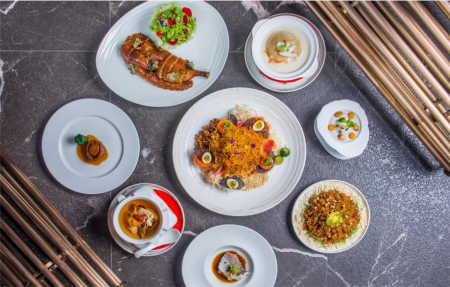 CNY reunion dinner - VLV