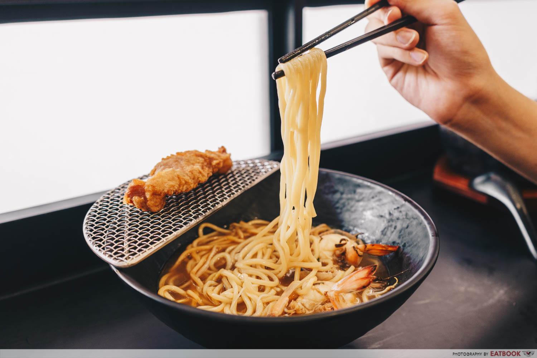 Chef Kang Prawn Mee