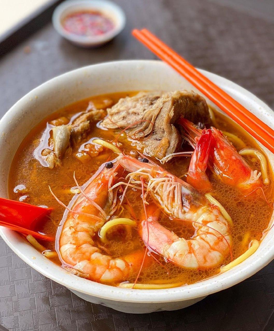 Hoe Nam Prawn Mee