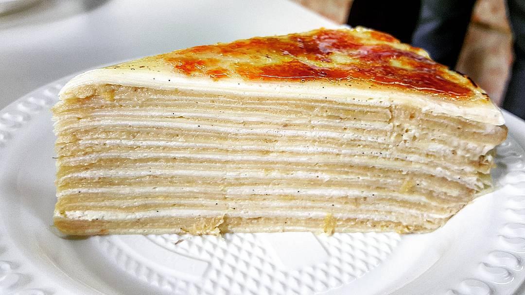 Crepe Layer Cake Singapore