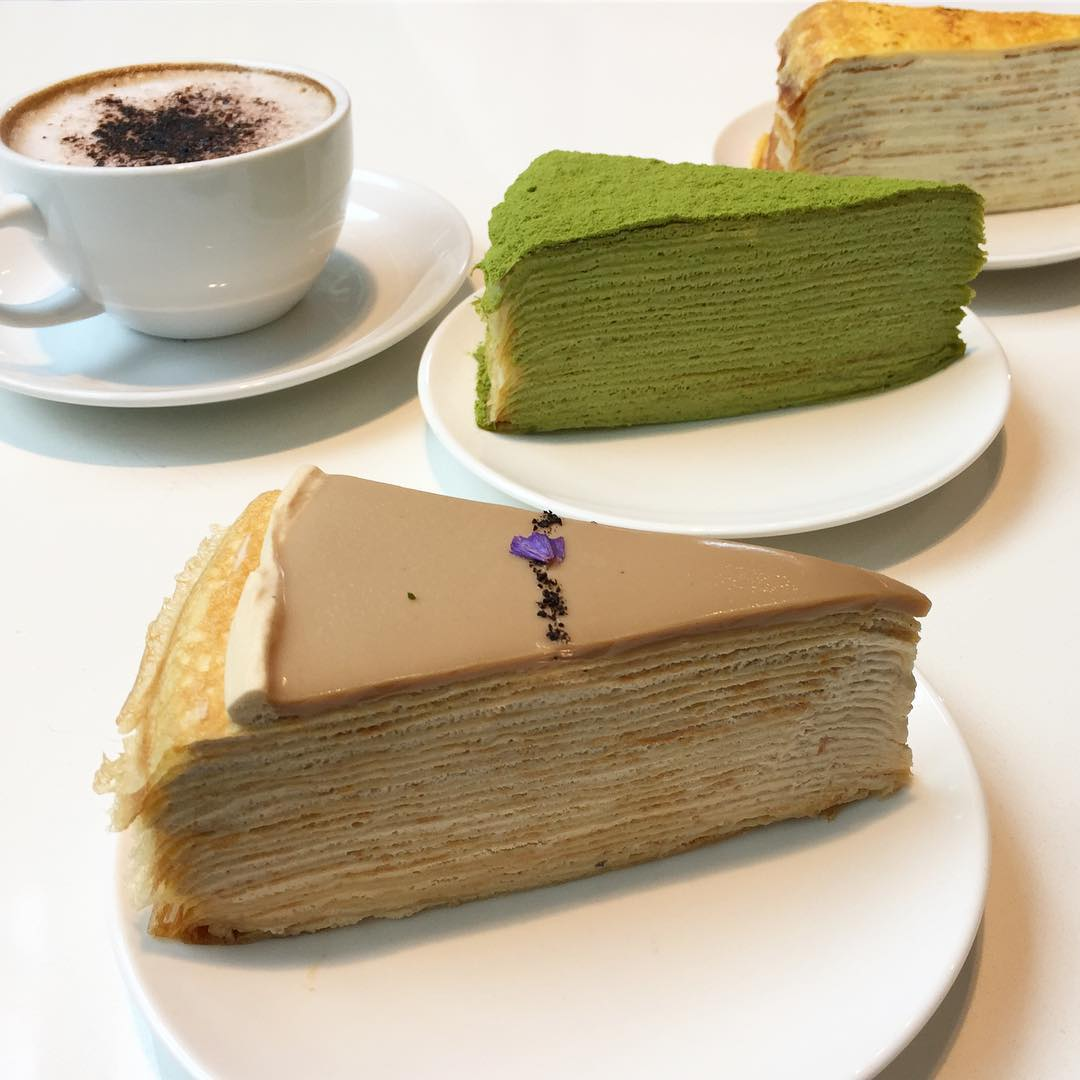 Chocolate Earl Grey Cake Singapore