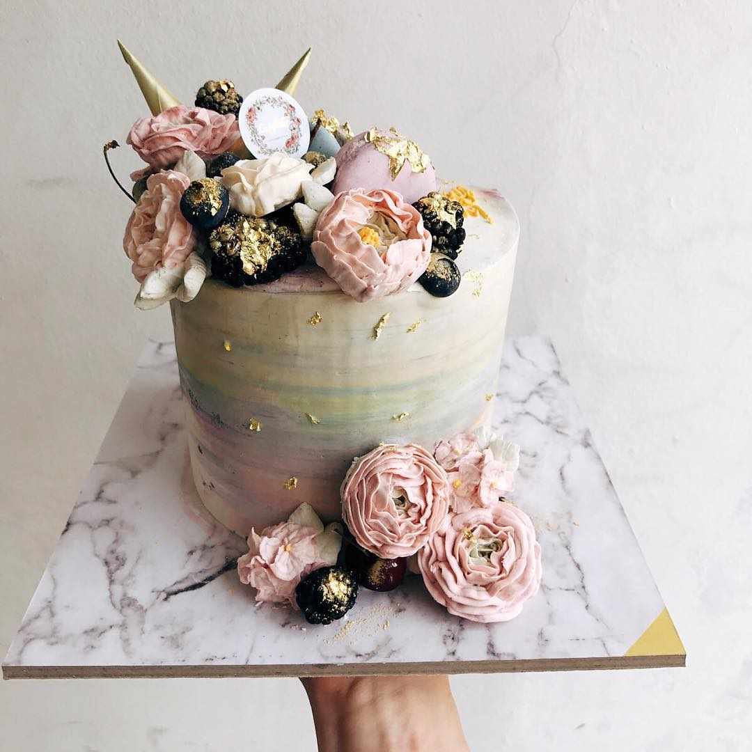 10 Prettiest Cakes That Should Try Joining Miss Singapore Eatbook