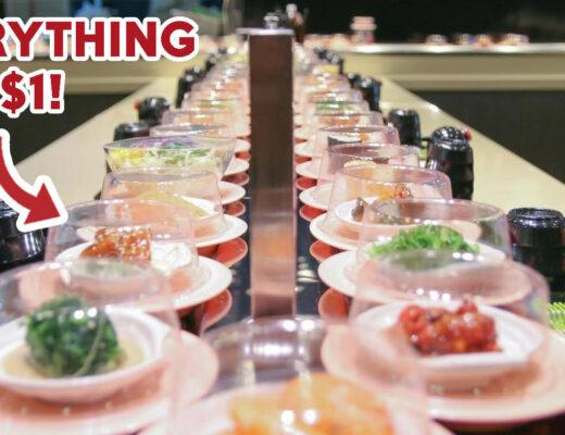 Sushi Express Funan - Feature Image