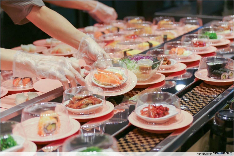 Sushi Express Funan - Feature ImageSushi Express Funan - Feature Image