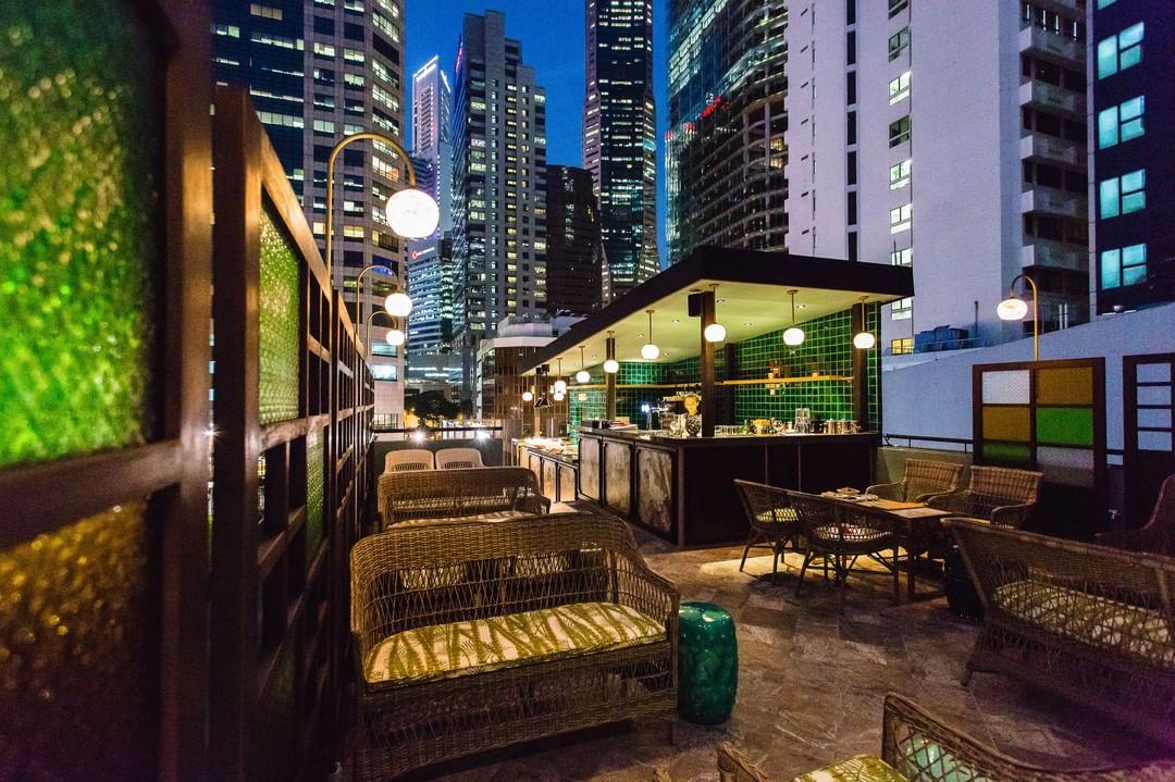 10 Rooftop Bars - Sum Yi Tai