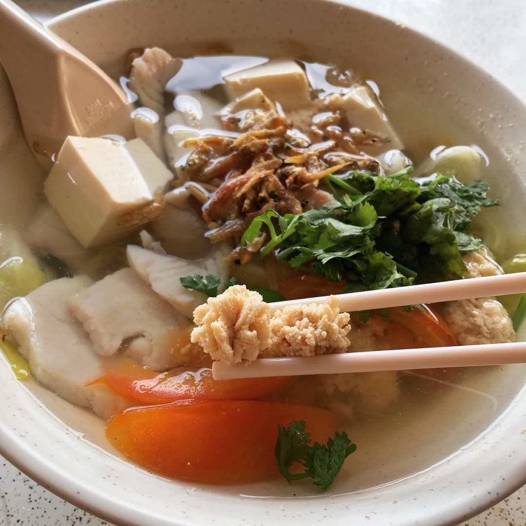 Good Hawker Food In Bukit Batok