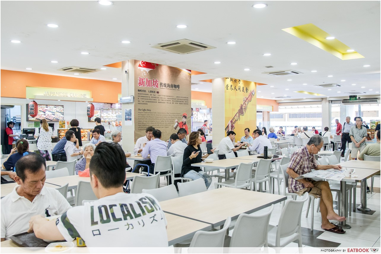 Cineleisure Food Court